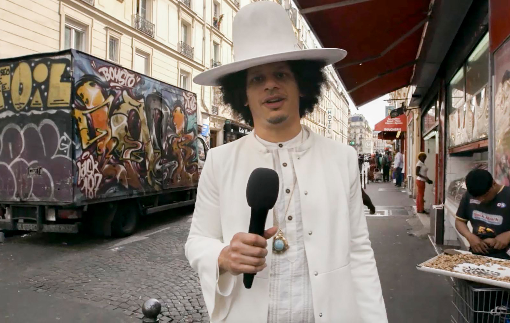 Eric Andre Does Paris