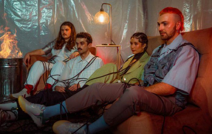 FeelsClub drop their latest dance pop track 'skin'