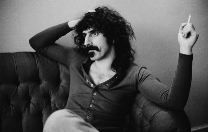 Frank Zappa Zappawood