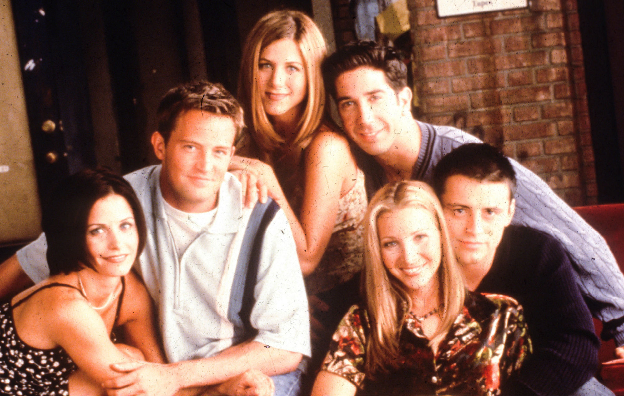 Watch 'Friends' be reimagined with all-Black cast for new charity table read