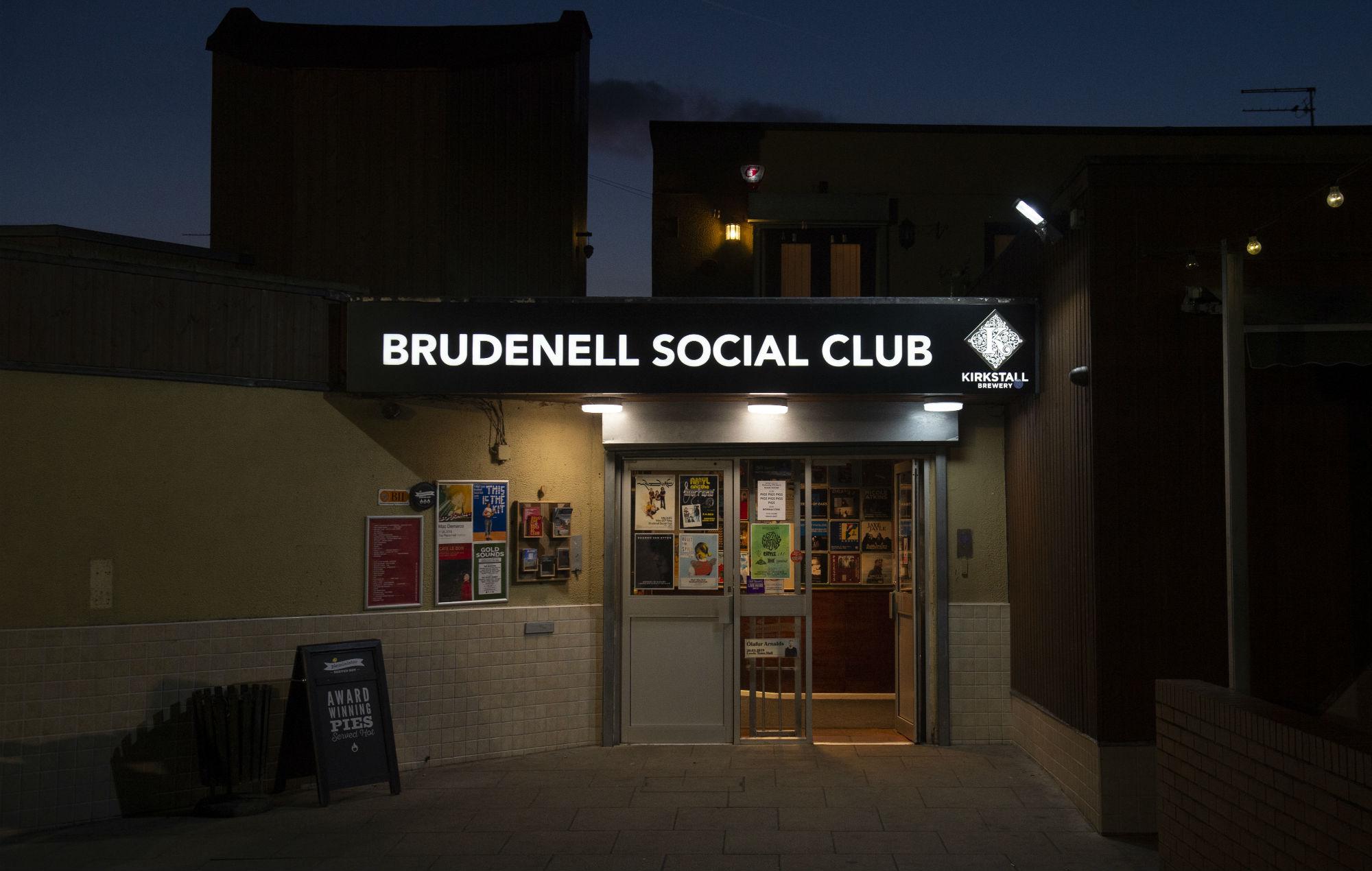 The Brudenell Social Club, Leeds