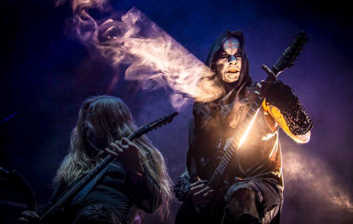 Behemoth, Nergal, Orion