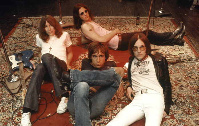The Stooges unearthed cover