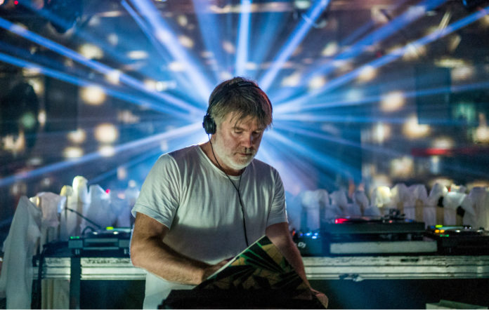 LCD Soundsystem's James Murphy