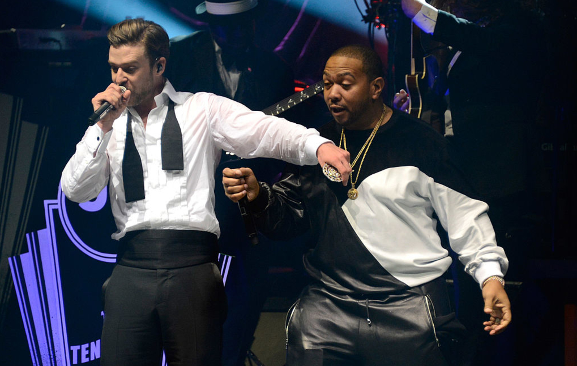 Timbaland teases 'FutureSex/LoveSounds' sequel with Justin Timberlake