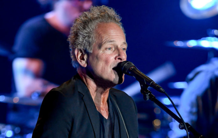 Fleetwood Mac's Lindsey Buckingham