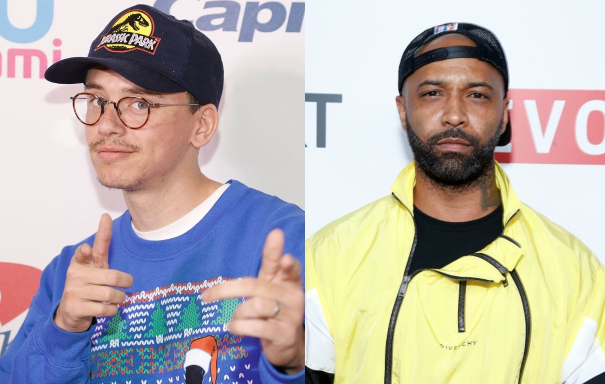 Logic Says Joe Budden S Words Make People Want To Kill Themselves