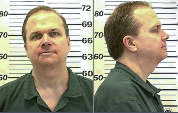 Mark Chapman parole