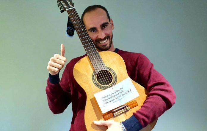 Kurdish refugee musician Moz Mostafa Azimitabar Melbourne detention pandemic COVID-19