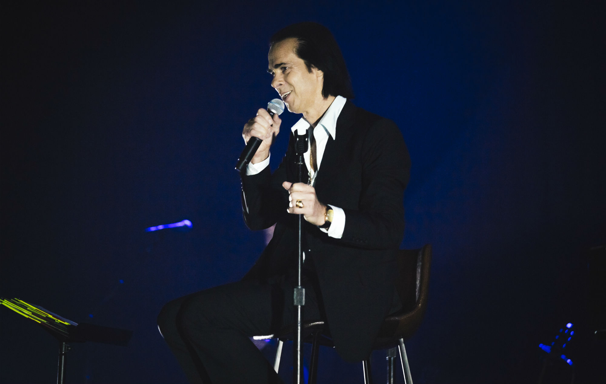 Nick Cave says helping a friend in need inspired 'Carnage' during lockdown