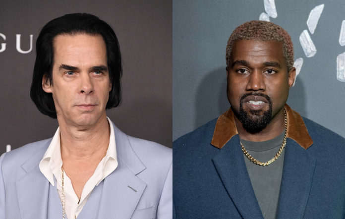 Nick Cave and Kanye West