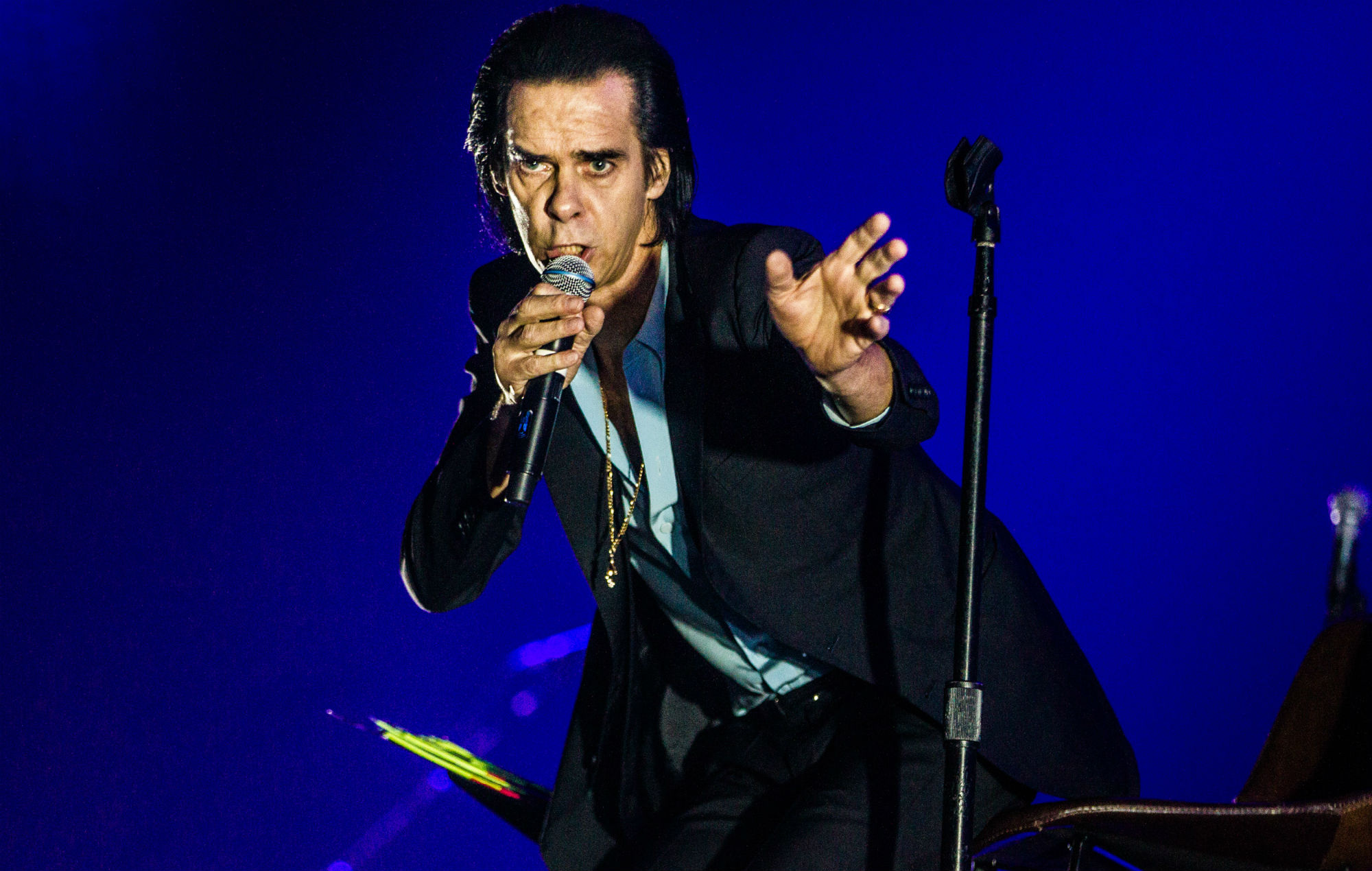 Nick Cave shares message following the death of his mother 2