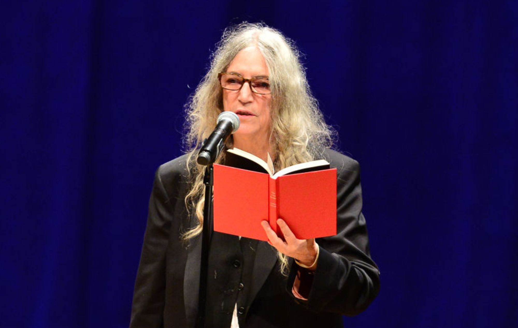 Patti Smith announces virtual performance featuring music and book reading