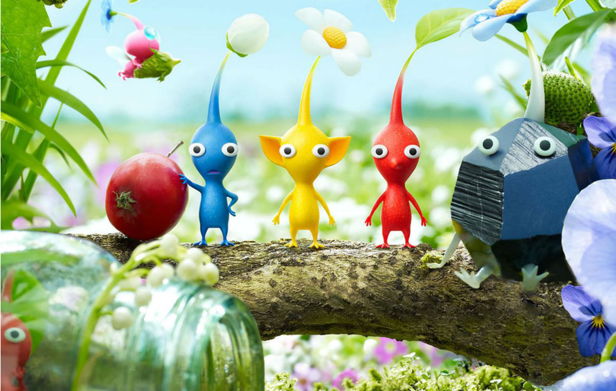 'Pikmin 3 Deluxe' is coming to Nintendo Switch later this year