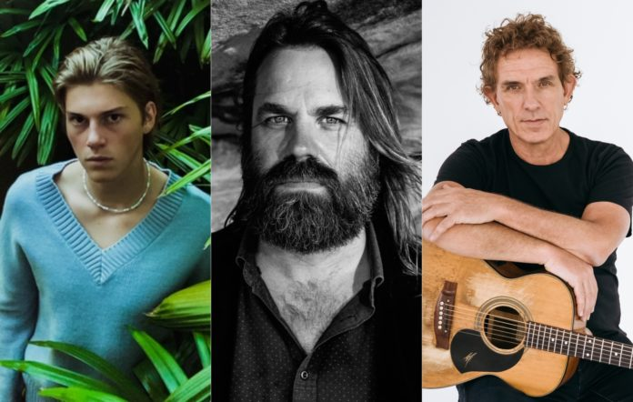 Ruel, Phil Stack and Ian Moss announced for Earfest 2020