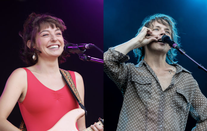 Stella Donnelly and POND's Nicholas Allbrook