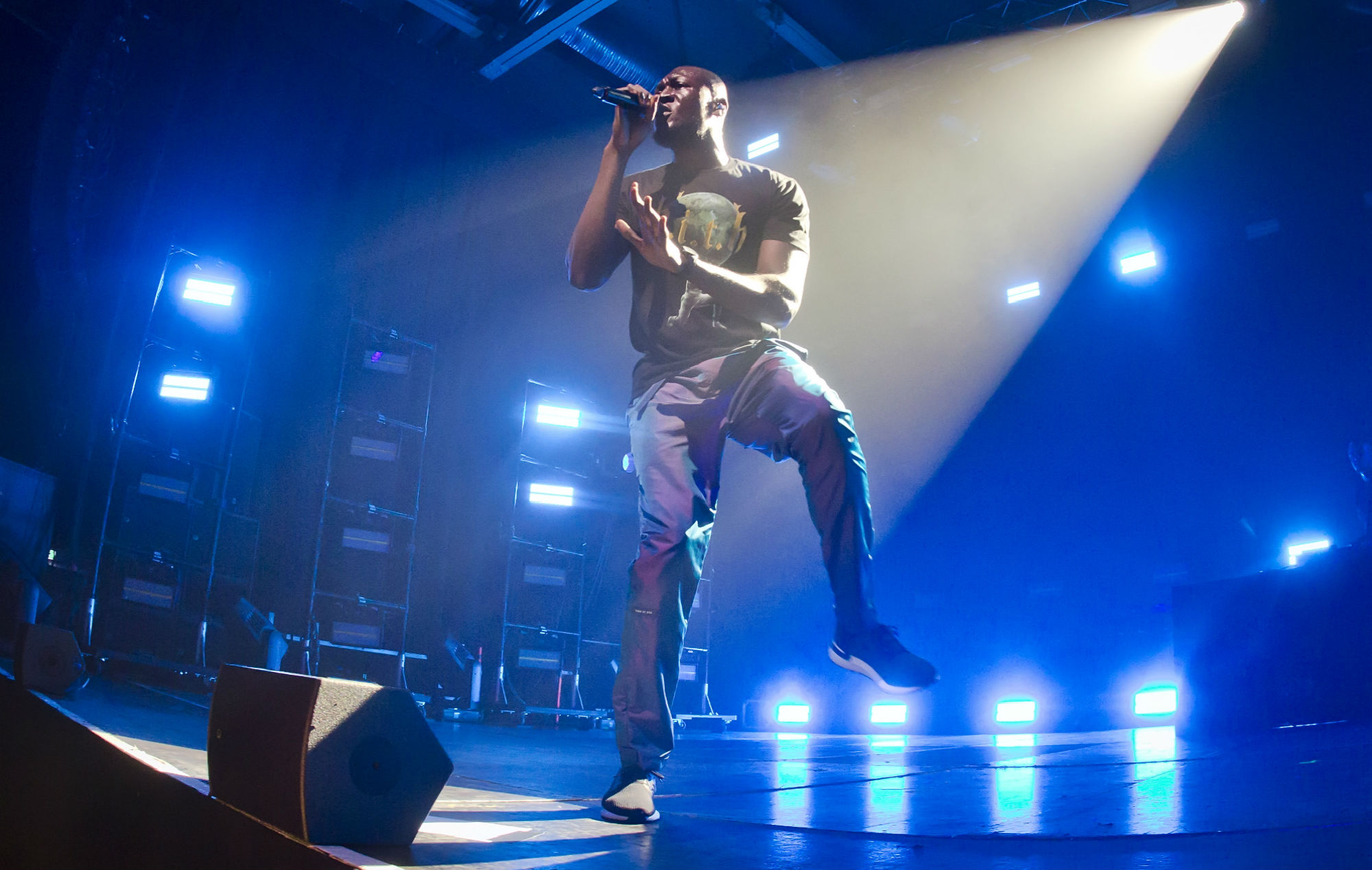 Stormzy reschedules his UK and Ireland tour for 2021