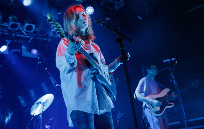 Amber Bain of The Japanese House