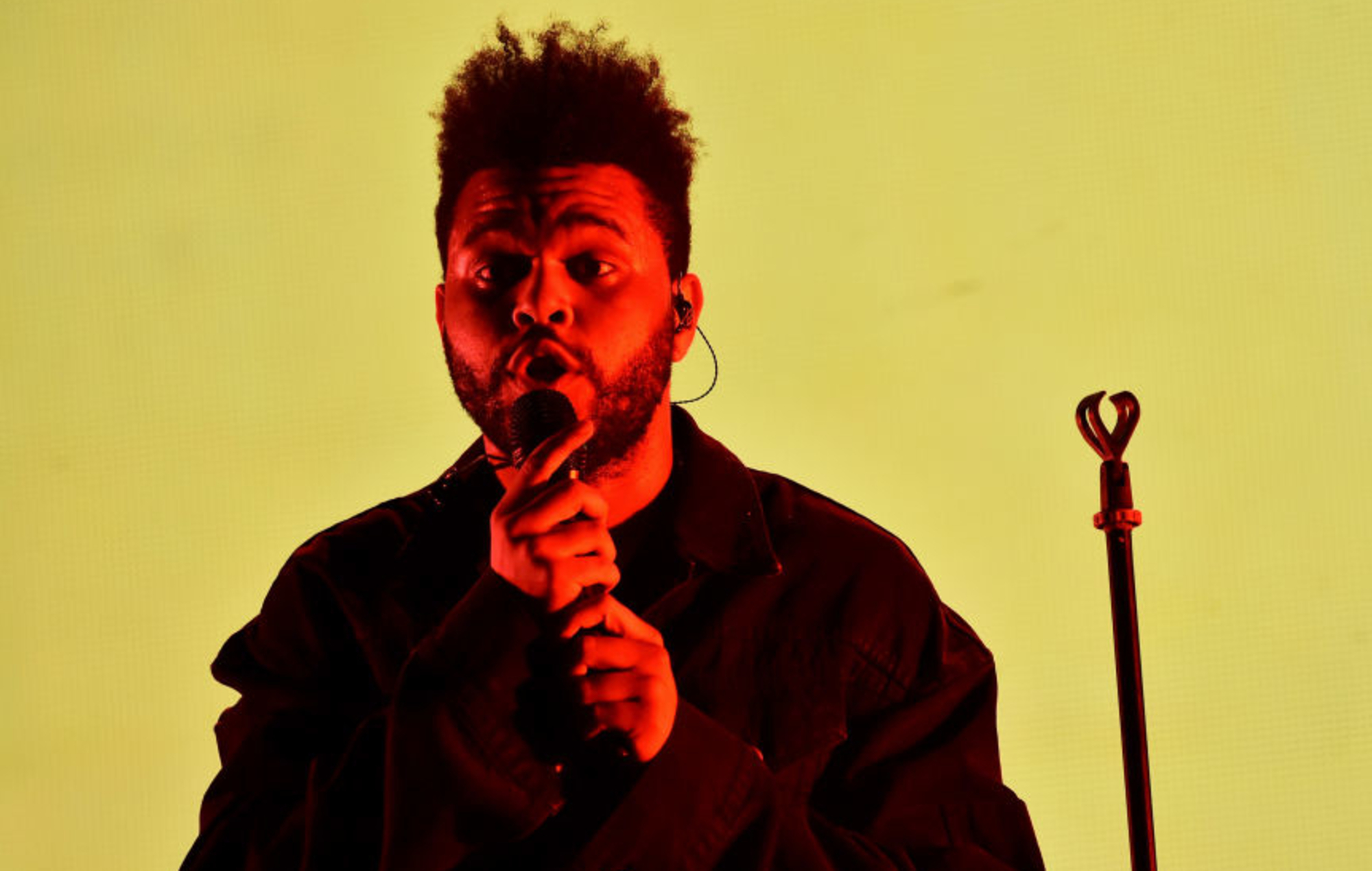 The Weeknd confirmed for NFL Tremendous Bowl halftime present