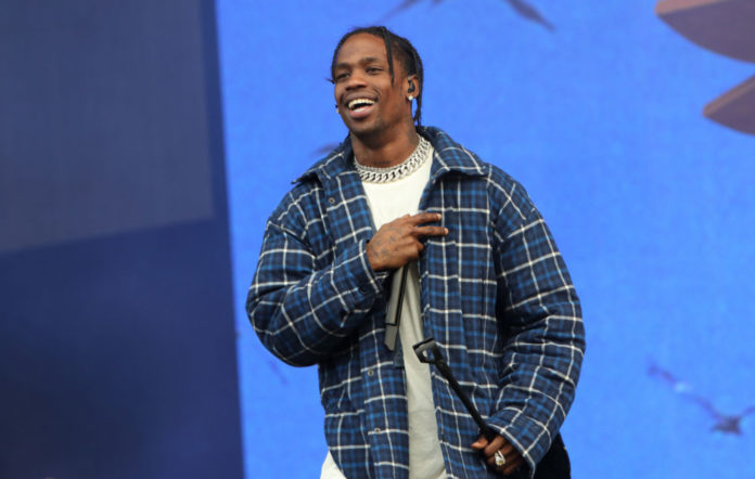 Travis Scott Launches His Own Mcdonald S Meal Deal
