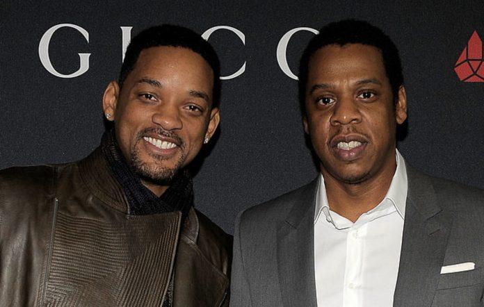 Will Smith and Jay-Z