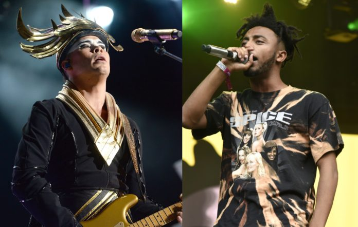 Aminé and Empire of the Sun's Luke Steele team up for new track, 'Hello'