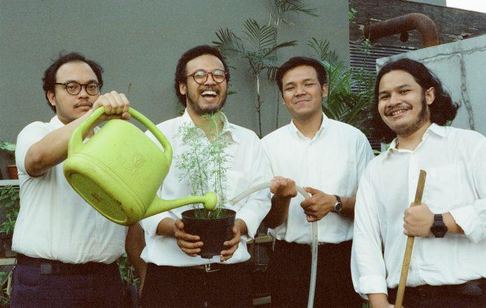 BAPAK BAP Jakarta new album Miasma Tahun Asu