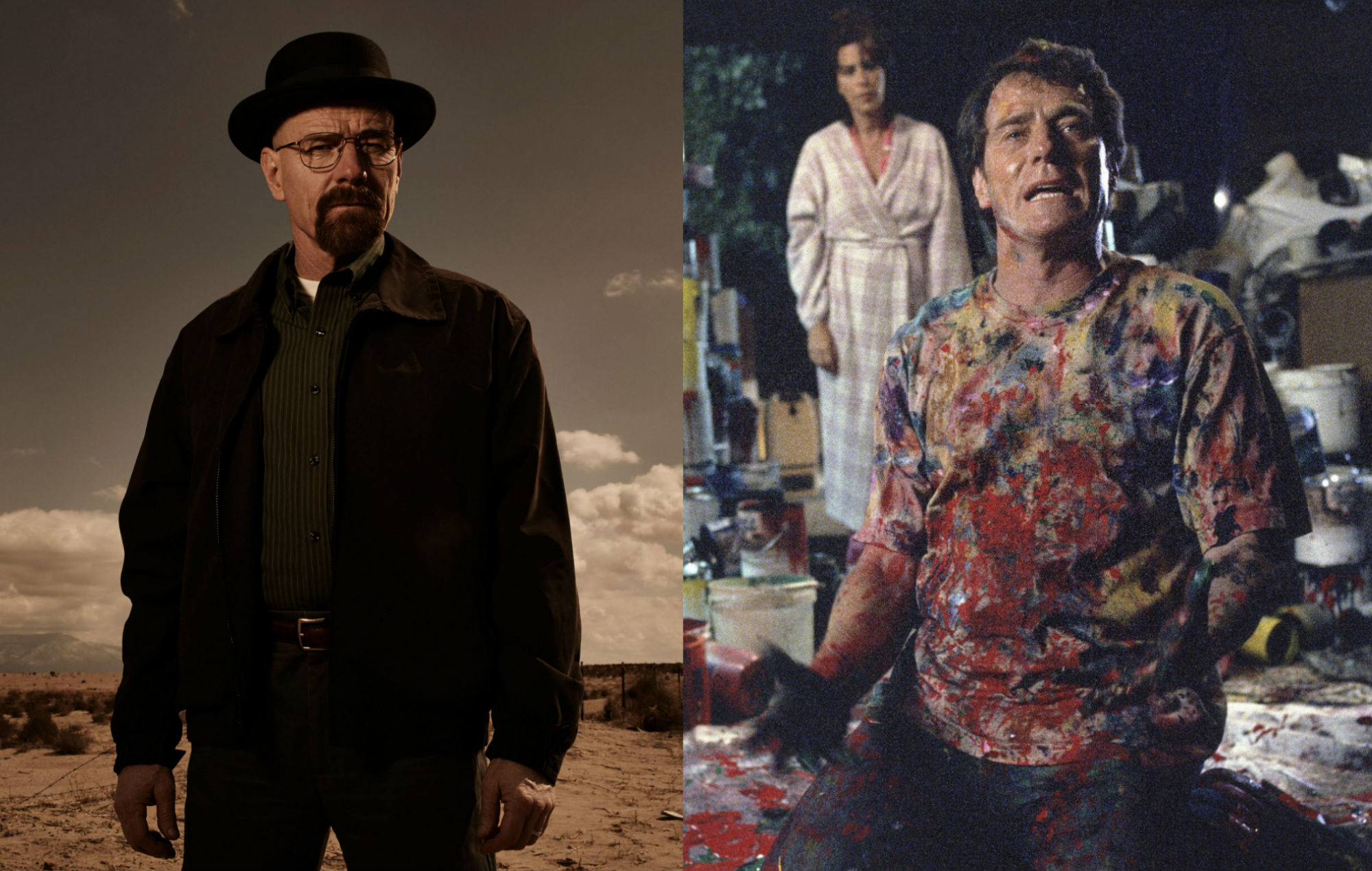 Bryan Cranston dismisses 'Breaking Bad' and 'Malcolm In The Middle' crossover theory