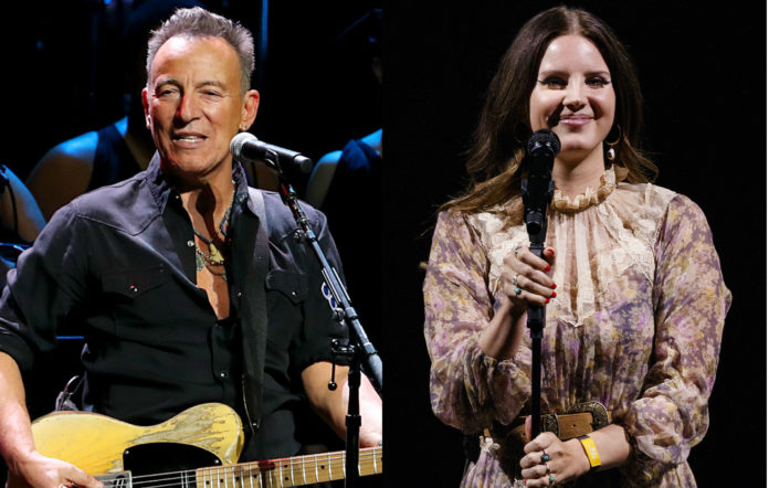 Bruce Springsteen, Lana Del Rey