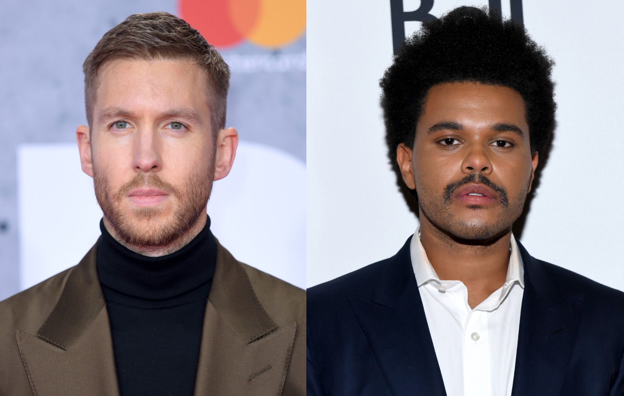 Calvin x The Weeknd 'Over Now'
