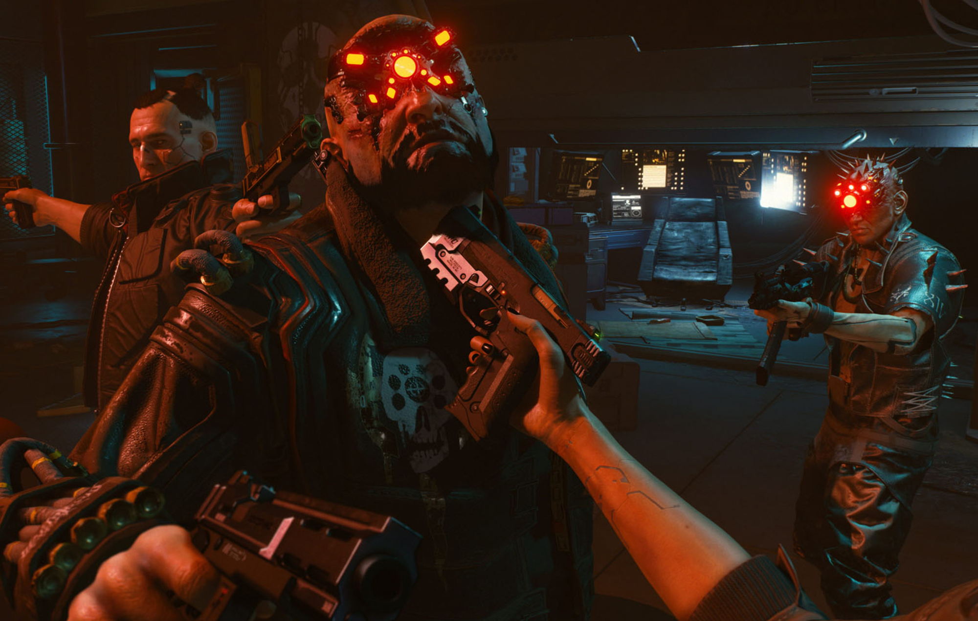 """'Cyberpunk 2077' developers """"not 100 per cent happy"""" with melee combat - NME"""