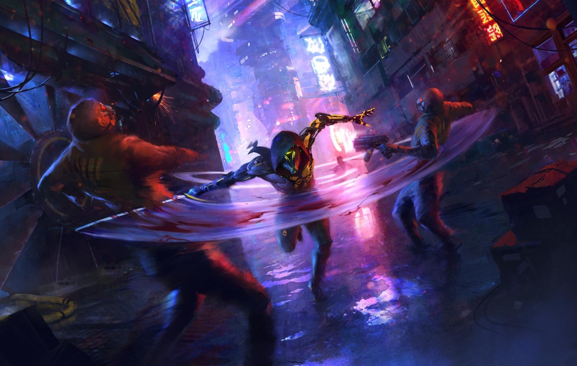 Nintendo Switch release confirmed for 'Ghostrunner'