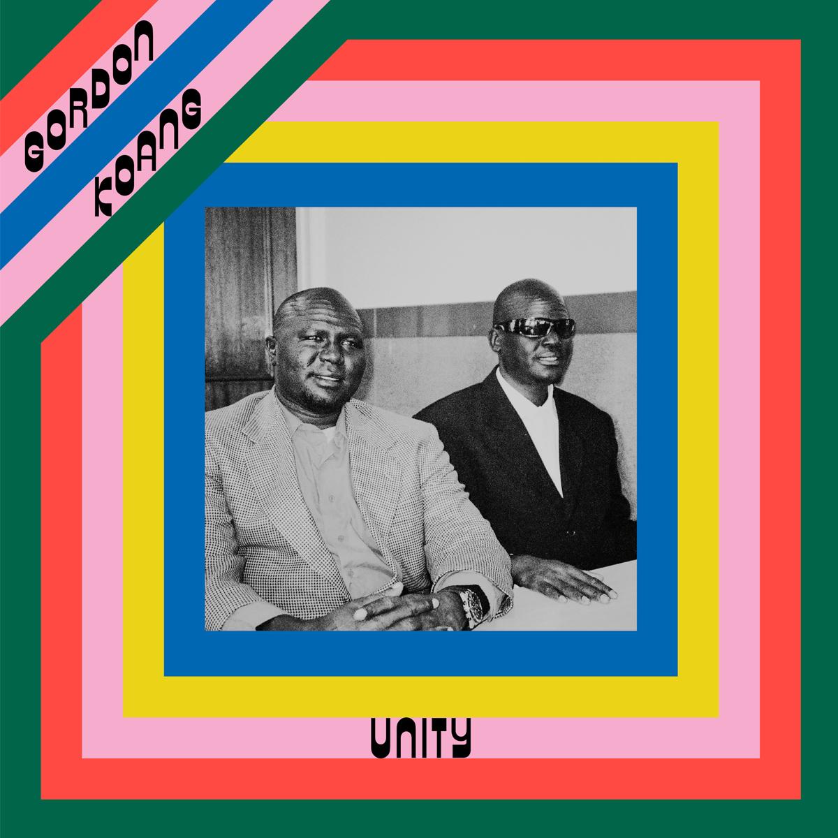 Gordon Koang new album Unity 2020