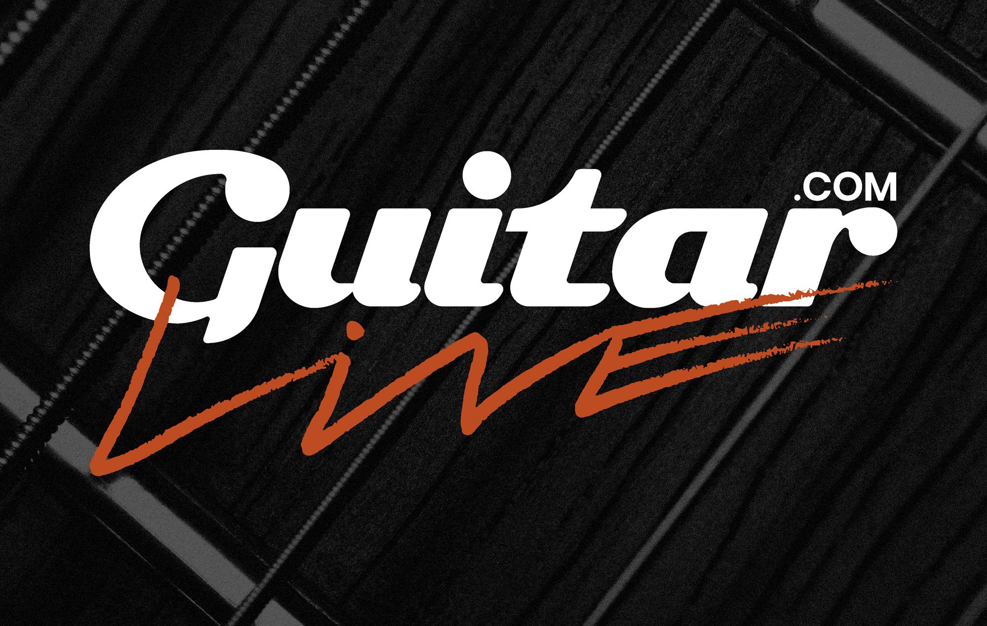 Guitar Com Live virtual guitar show October 2020
