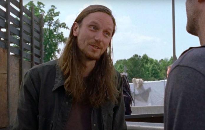 Jared in The Walking Dead