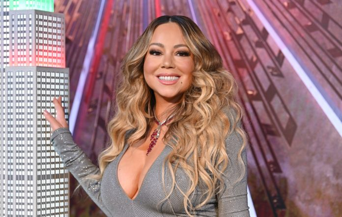 Mariah Carey announces new compilation album 'The Rarities'