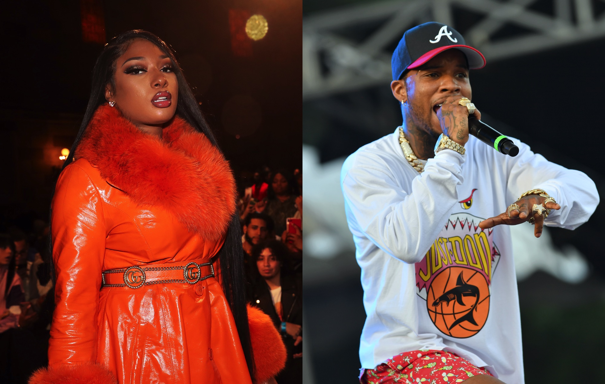Megan Thee Stallion Claims It Was Tory Lanez Who Shot Her Stop Lying