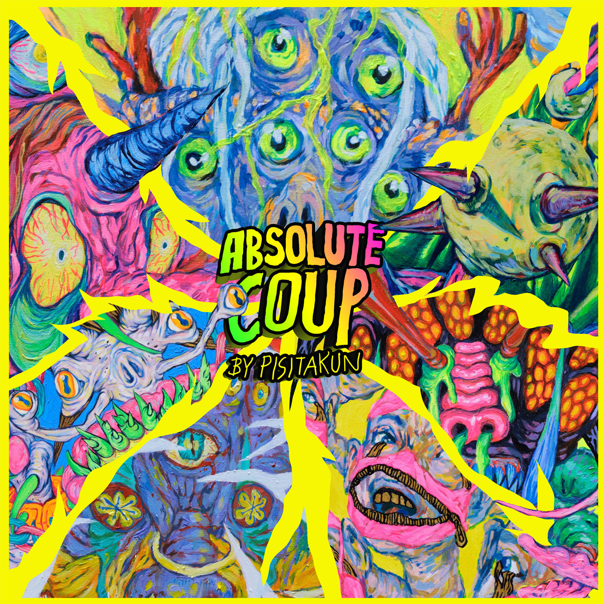 Pisitakun album Absolute COUP Chinabot Thailand