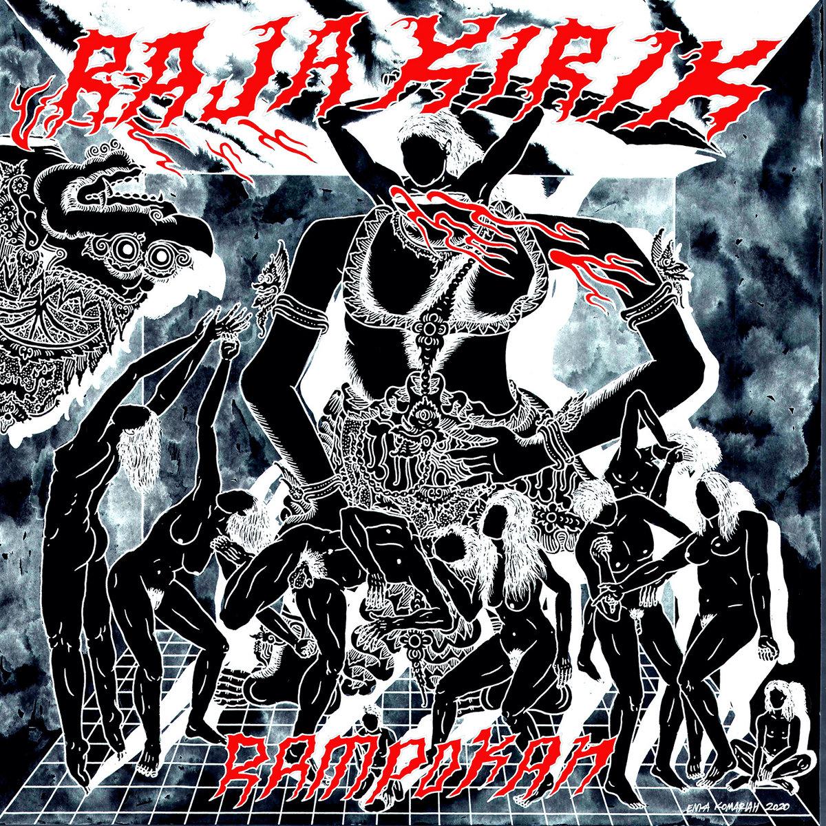 Raja Kirik album Rampokan Yes No Wave Indonesia