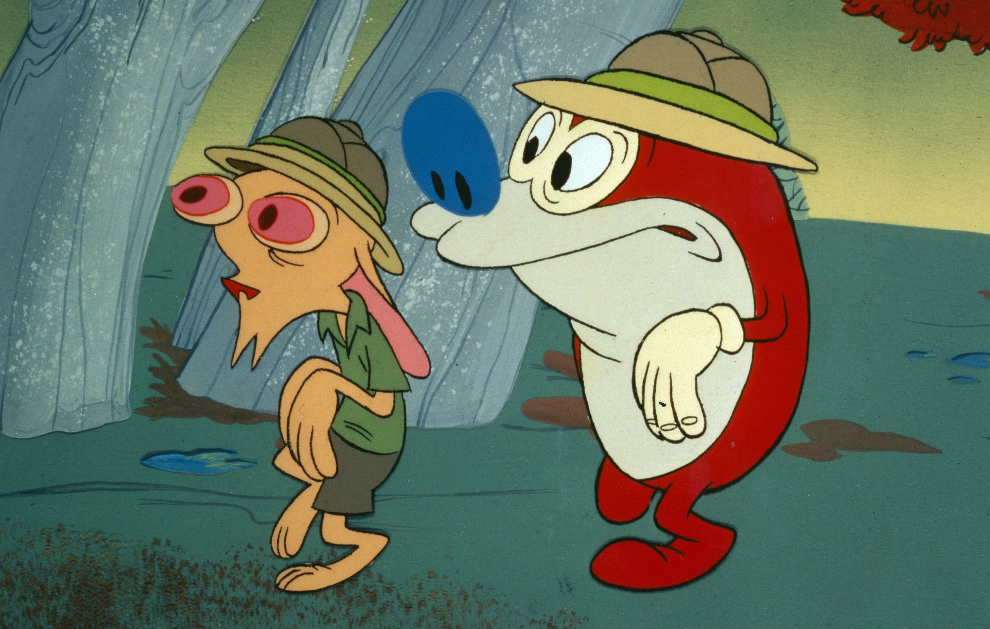 the ren and stimpy show 7 shows that wouldn t exist