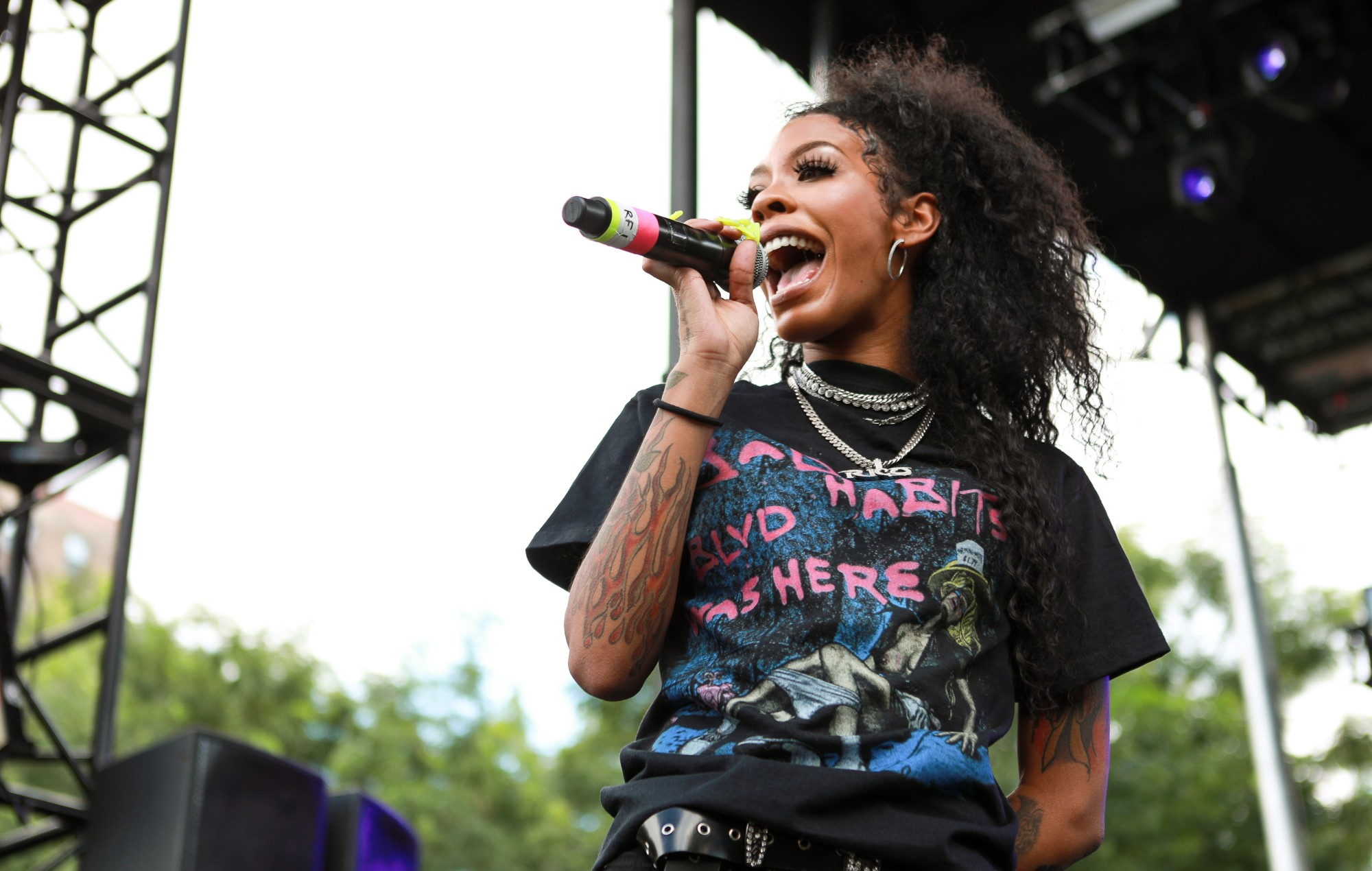 Rico Nasty teases mysterious new project for summer, 'Rx'