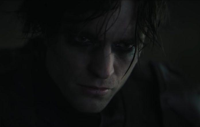 Batman trailer Robert Pattinson 2020 Matt Reeves Zoe Kravitz Catwoman