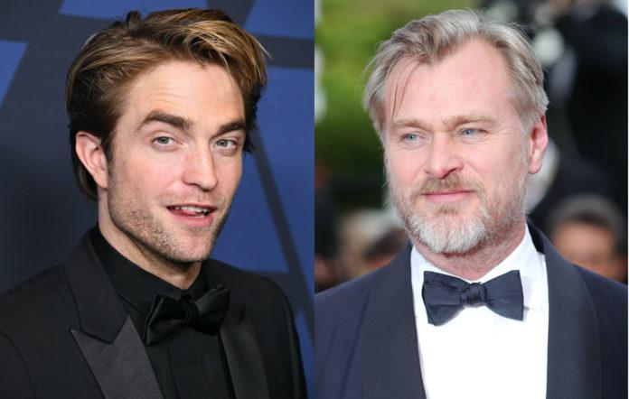 Robert Pattinson, Christopher Nolan