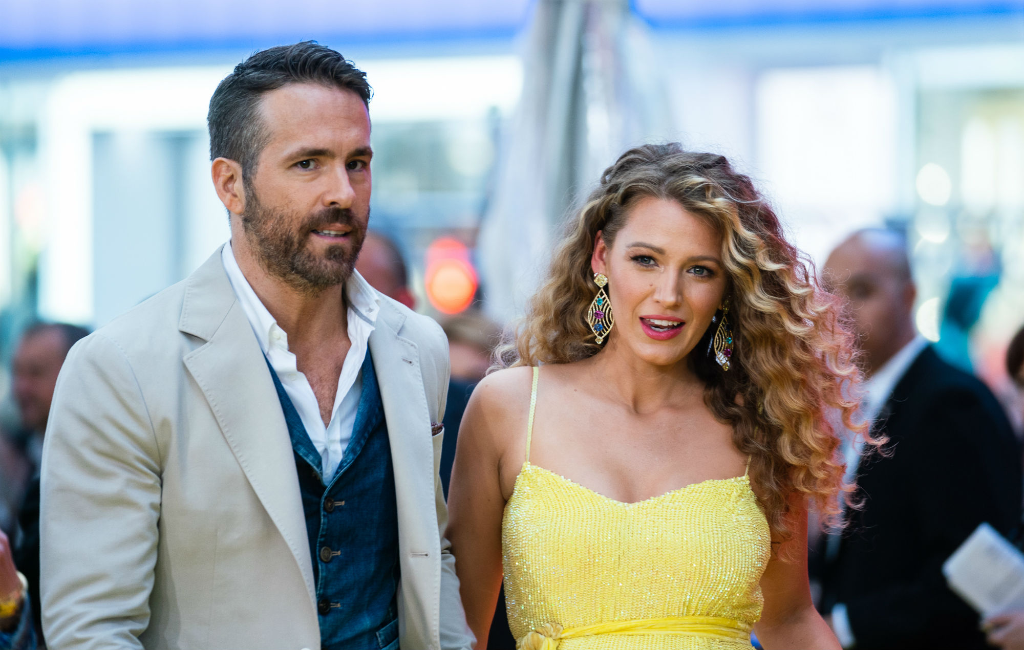 Ryan Reynolds And Blake Lively Deeply Sorry For Plantation Wedding