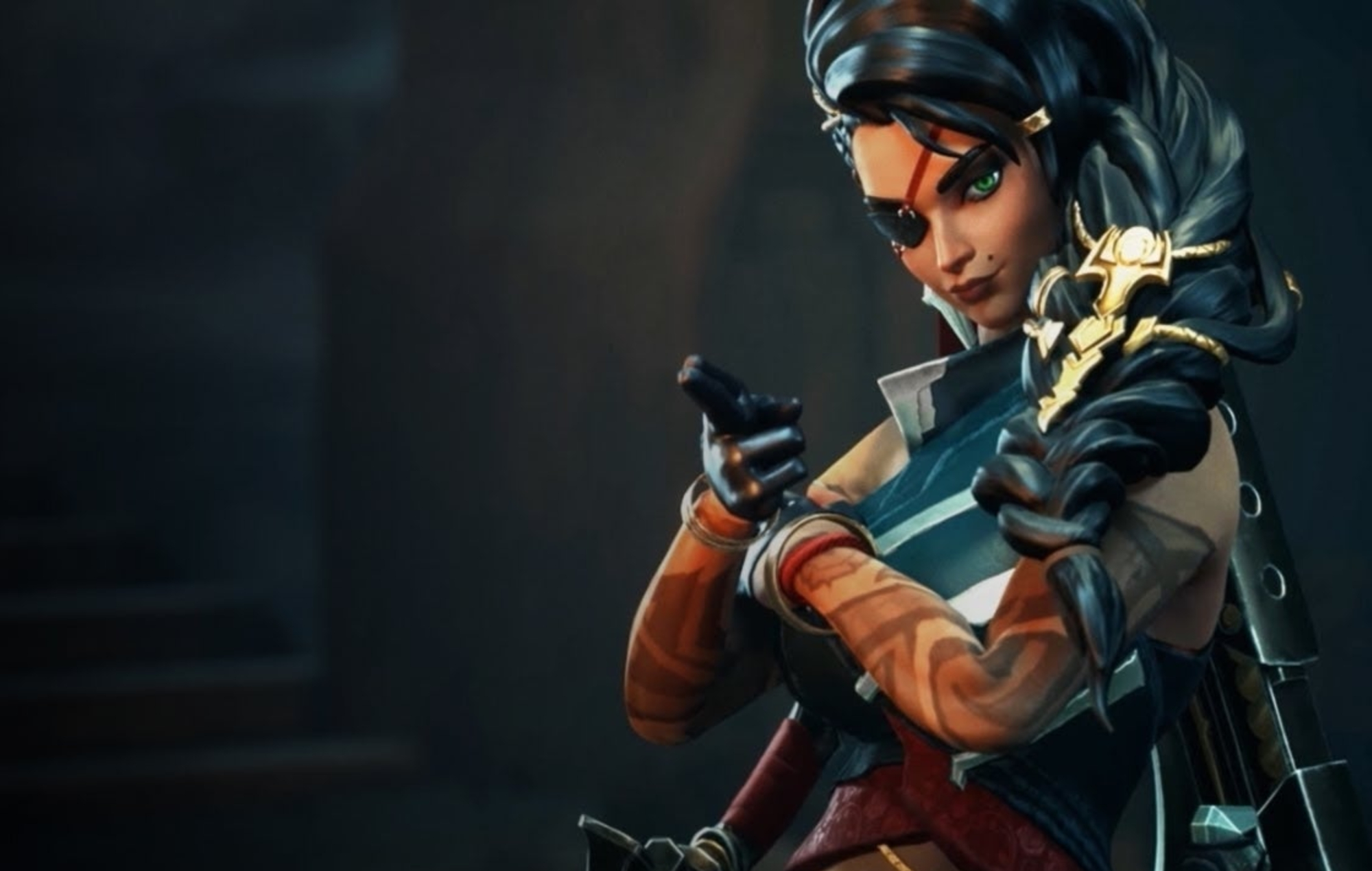 Riot Games Reveals New League Of Legends Champion Samira