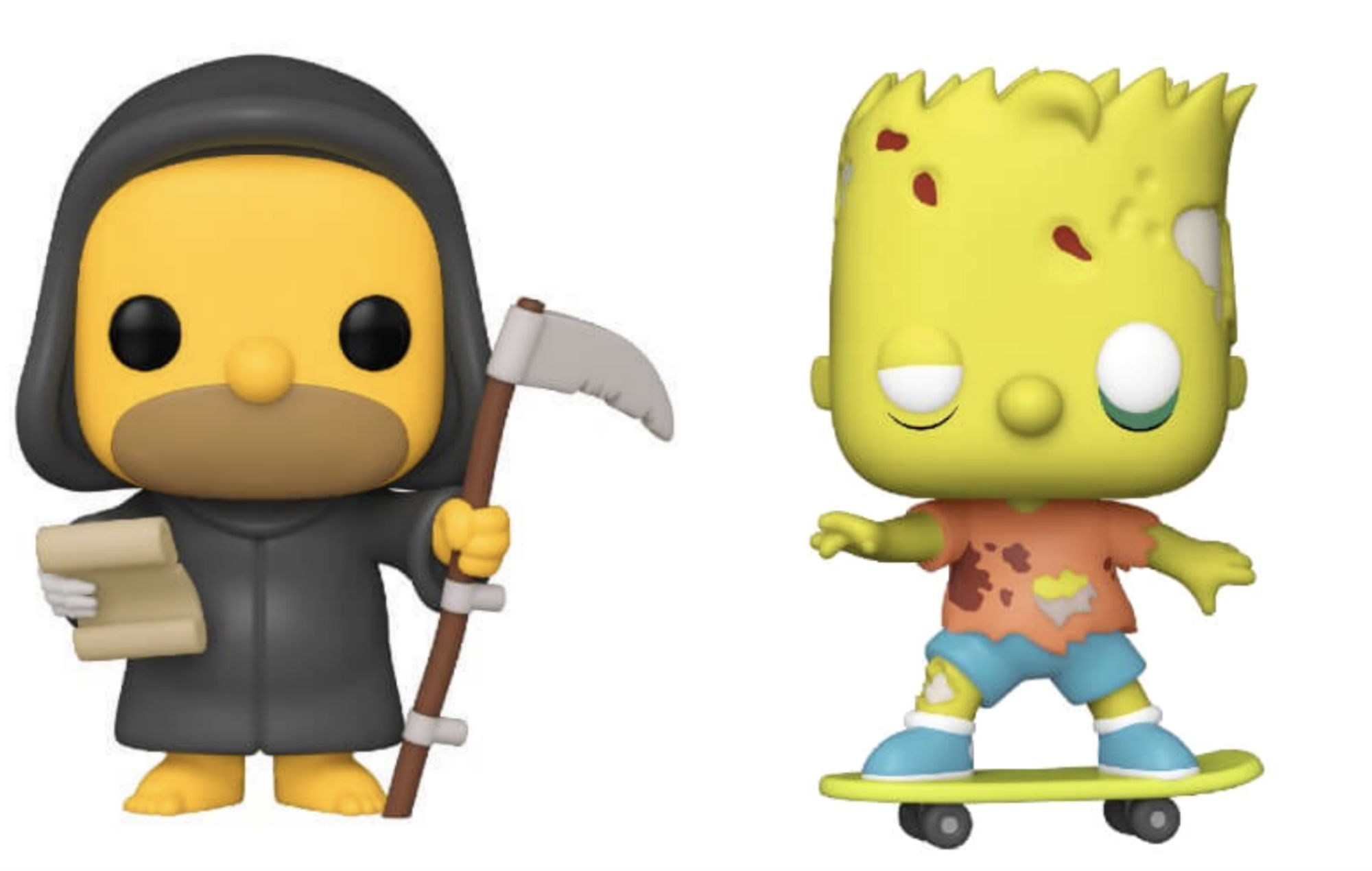 The Simpsons Halloween 2020 The Simpsons': new 'Treehouse Of Horror' Funko POP!s released