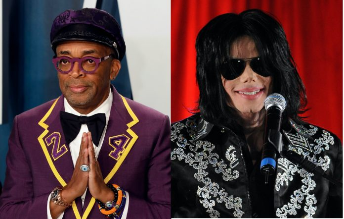 Spike Lee, Michael Jackson