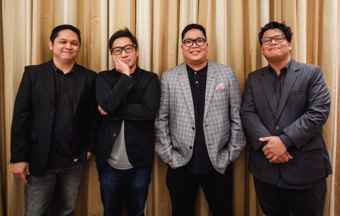 The Itchyworms album launch