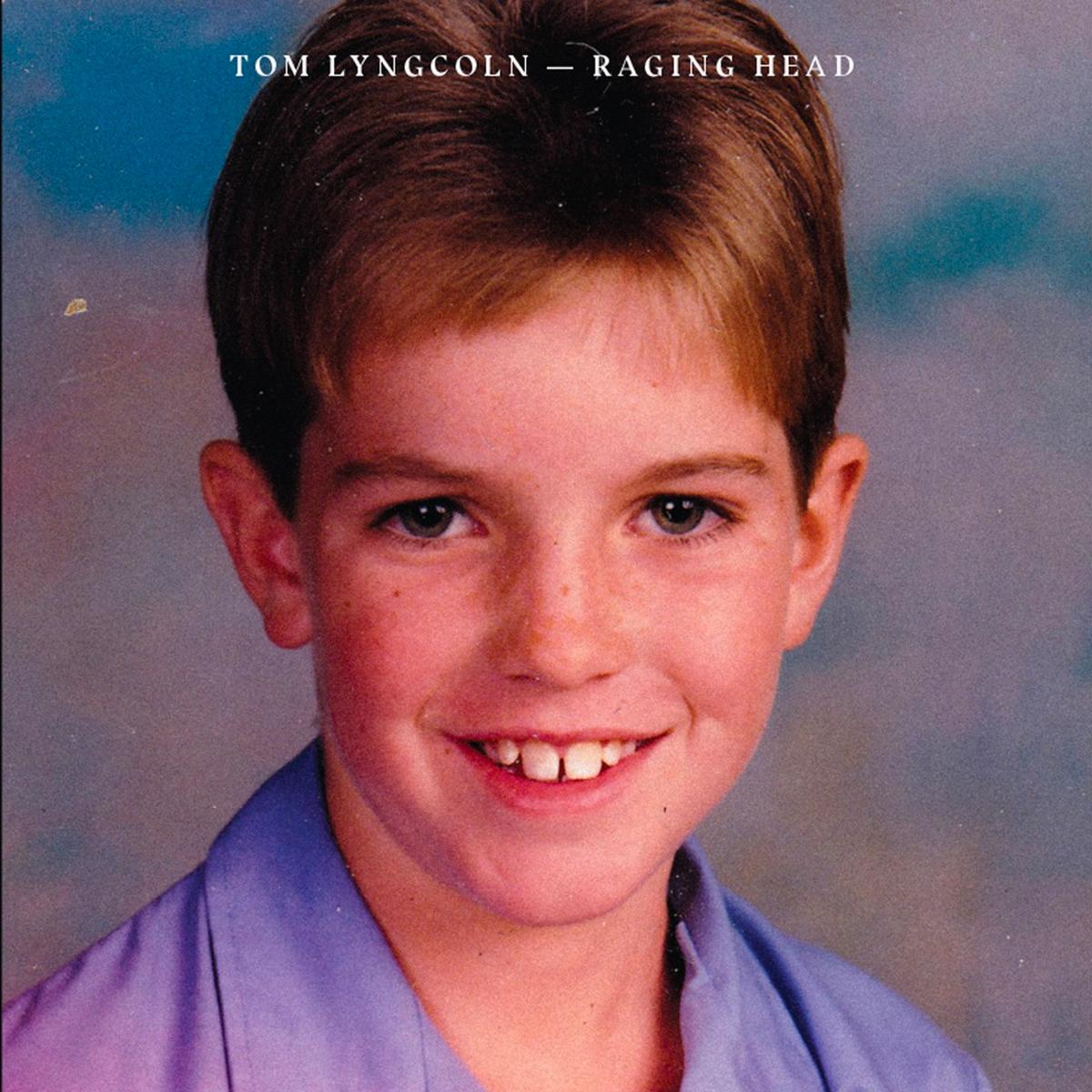 Tom Lyngcoln new solo album Raging Head 2020