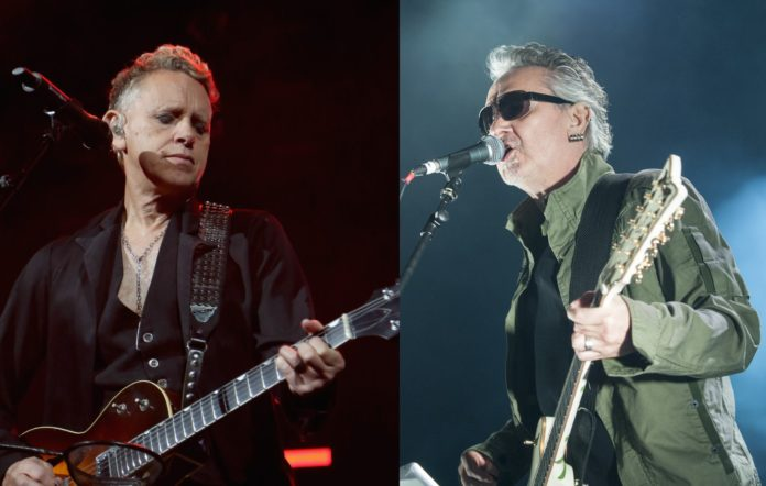 Members of The Mission, Depeche Mode and more team up for 'Tower Of Strength' cover
